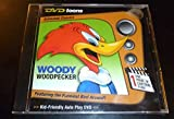 Woody Woodpecker, Kid-Friendly Auto Play DVD