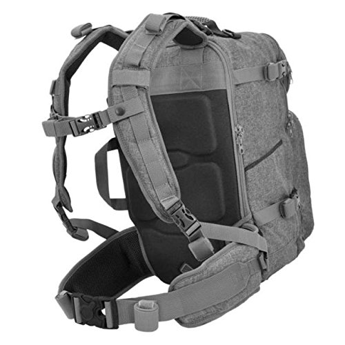 Hazard 4 Gray Patrol Pack Daypack, Gray by HAZARD 4