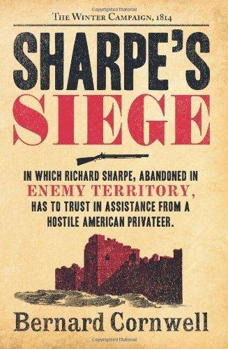 sharpes siege - 2