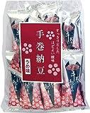 サガエ納豆さんの 手巻き納豆(うめ味)