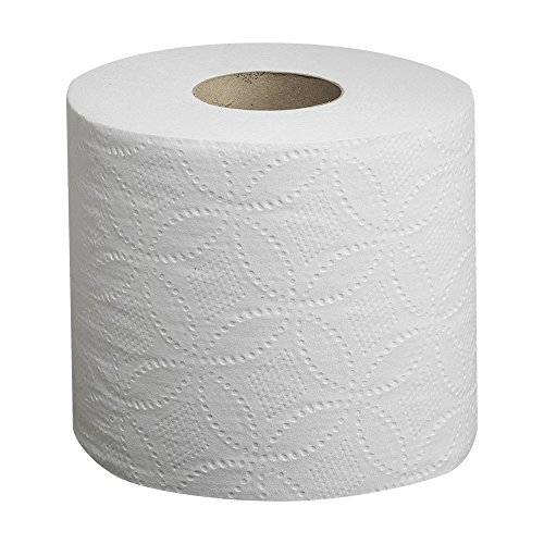 Large Product Image of Georgia Pacific Professional 1988001 Bathroom Tissue, 550 Sheets Per Roll (Case of 80 rolls)