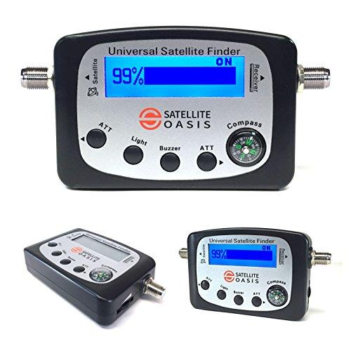 Digital Satellite Signal Level Meter for Dish Network Directv FTA