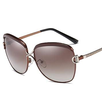 Burenqi Gafas de Sol de Lujo Moda para Mujer Gafas con ...