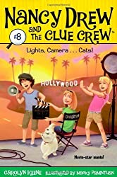 Lights. Camera . . . Cats! (Nancy Drew & the Clue Crew (Quality)) by Keene. Carolyn ( 2007 ) Paperback