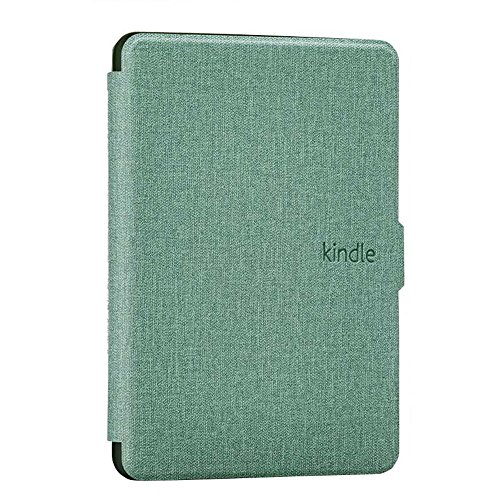 Goaeos Case for Kindle Paperwhite - PU Leather Cover with Auto Sleep/Wake for All-New Amazon Kindle Paperwhite (Fits All Generations), Blue