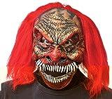 Halloween Mask- Dark Humor Lated Mask -Scary Mask