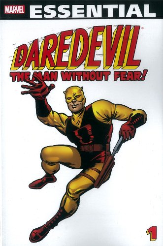 Essential Daredevil - Volume 1: Reissue