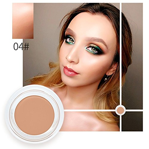 Face Concealer Cream Yiitay Dark Eye Circles Freckle Acne Covering Cream Concealer Foundation Palette