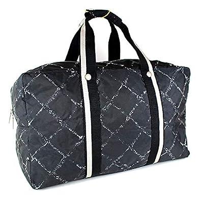 cheap for discount 4aabf b0008 Amazon   (シャネル) CHANEL 旅行カバン トラベルライン 黒 ...