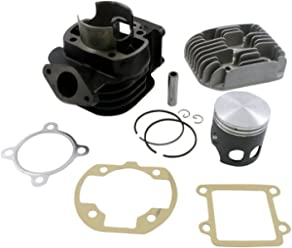 Kit cylindre 70/ ccm Top performances Black Trophy pour Piaggio Zip Fast Rider 50/ cc New TPH RST