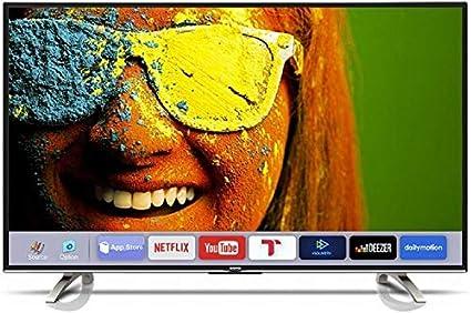Sanyo 108 cm (43 Inches) Full HD IPS LED Smart TV XT-43S8100FS (Black)
