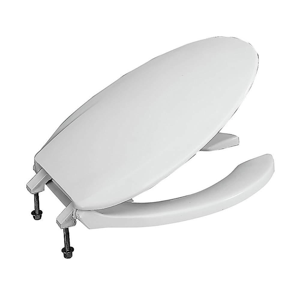 Fine Toto Sc13401 Elongated Commercial Toilet Seat Cotton White Machost Co Dining Chair Design Ideas Machostcouk