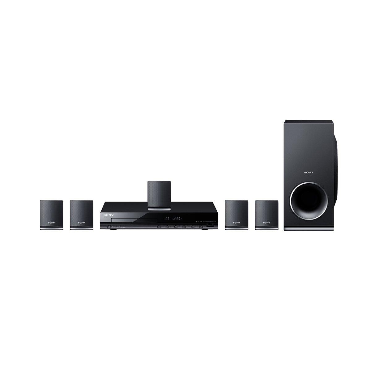 e6cf86c03 Sony DAV-TZ145 Real 5.1ch Dolby Digital DVD Home  Amazon.in  Electronics