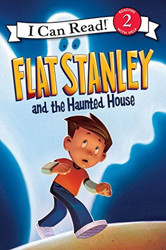 Flat Stanley and the Haunted House (I Can Read Level (Spooky Halloween Stories For Preschoolers)