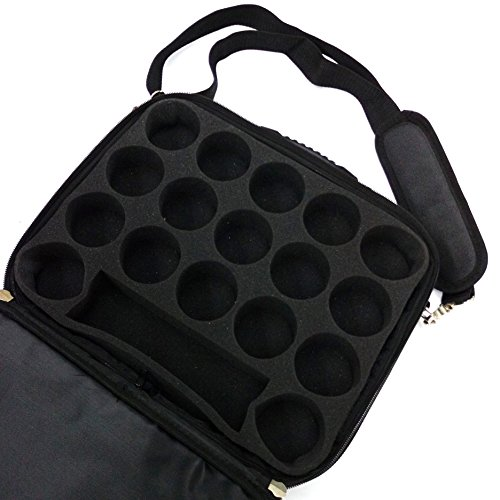 Billiard Depot Nylon Billiard Pool Balls Carrying Travel Case (Billiard Ball Carrying Case)