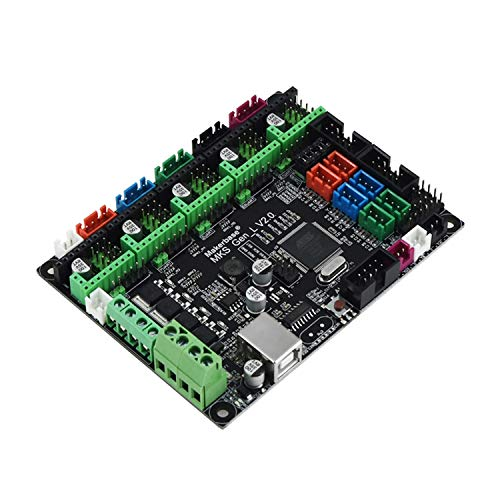 Ender 3 Pro//Ender 5 TMC2130 for Ender 3 Usongshine MKS Gen L V2.0 3D Printer Integrated Motherboard Controller PCB Board A4988 TMC2208 DRV8825 CR-10