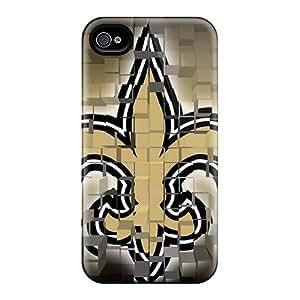 New Iphone 6plus Cases Covers Casing(new Orleans Saints Squares)