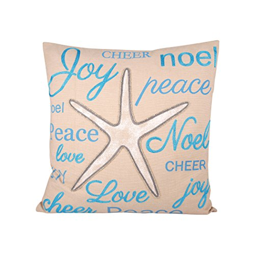 Traditional Décor Collection Reflections Pillow 20X20-Inch