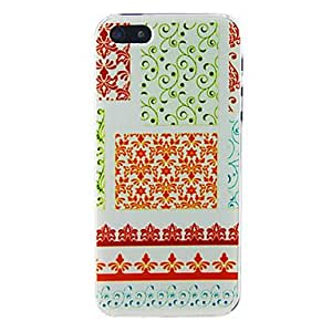 Grass Leaf Back Case for iPhone 5/5S