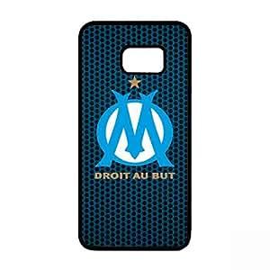 Popular FC Logo Case,Samsung Galaxy S6Edge&Plus Funda Carcasa Duro Tapa,Olympique De Marseille Case Fit For Samsung Galaxy S6Edge&Plus