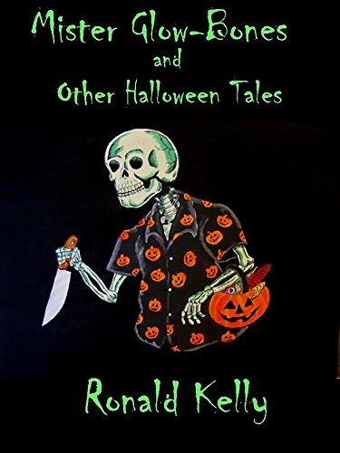 Creature Halloween Mask (Mister Glow-Bones and Other Halloween)