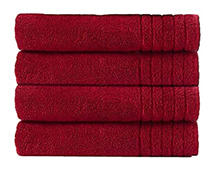 Cotton Craft 100/% Pure Super Zero Twist Cotton Orient Originals Inc. Super Zero Twist 4 Pack Oversized Bath Towel Set 30x54 in Navy 7 Star Hotel Collection Beyond Luxury Softer Than A Cloud