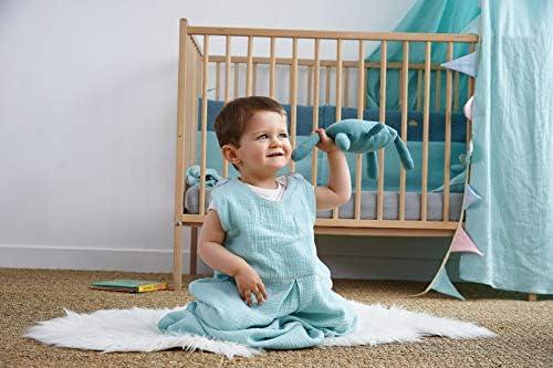 Gigoteuse bébé Douillette réglable 80-100cm légère lange