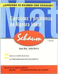 EJERCICIOS Y PROBLEMAS DE ALGEBRA LINEAL: Amazon.es: Rojo