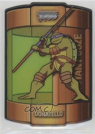 Donatello (Trading Card) 2003 Fleer Teenage Mutant Ninja ...