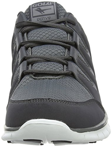 Gola Active Termas 2 Charcoal Mens Fitness Sneakers 0yCt1ZJ0