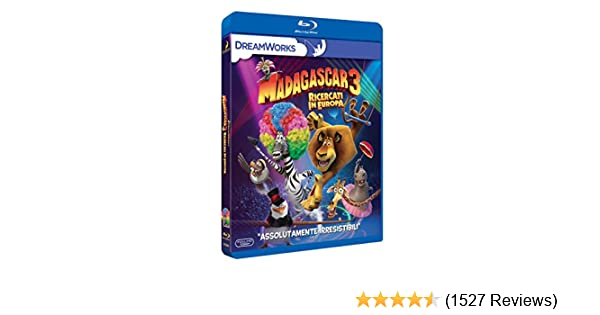 Amazon.com: Madagascar 3 - Ricercati In Europa (Blu Ray+Dvd) [Italian Edition]: animazione, tom mcgrath: Movies & TV