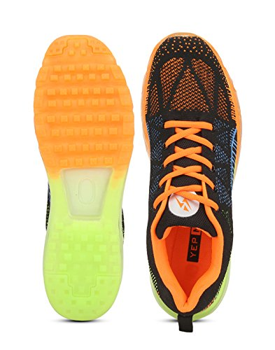 and Running Yepme Training blue Performance Shoes for Fitness High Durable Orange Sports Jogging ZxqwBpU