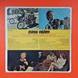 EASY RIDER Soundtrack LP Vinyl VG Cover VG Jimi Hendrix Byrds Steppenwolf