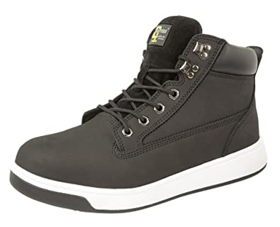 Mens Safety Work Trainers Boots