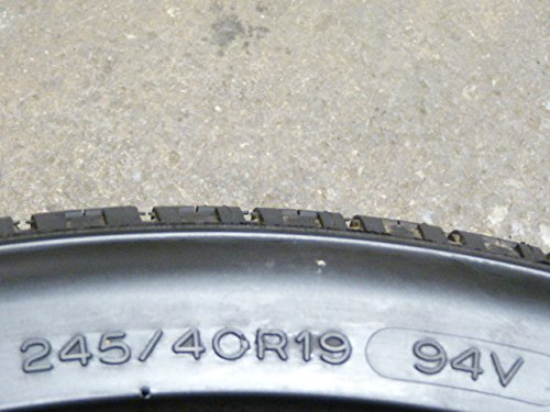 Michelin Primacy MXM4 Touring Radial Tire - 245/40R19 94V by MICHELIN (Image #4)