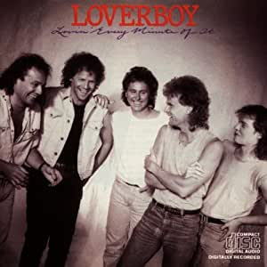 loverboy lovin every minute of it amazoncom music