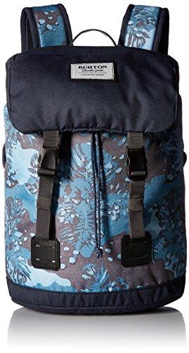Vintage Mens Snowboard Boots - Burton Kids' Tinder Backpack, Saxony Blue Hawaiian