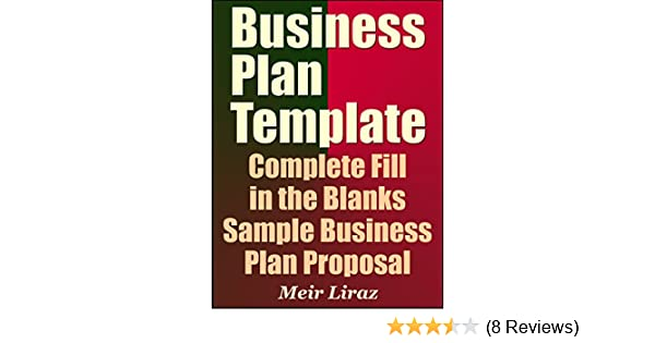 Amazon business plan template complete fill in the blanks amazon business plan template complete fill in the blanks sample business plan proposal with ms word version excel spreadsheets and 7 free gifts wajeb Choice Image