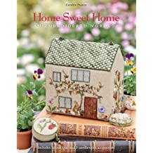 Home Sweet Home: An Embroidered Workbox
