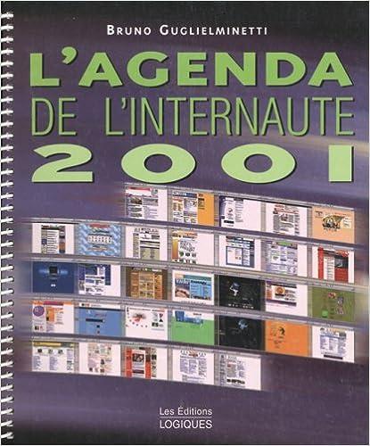 Livre L'agenda de l'internaute 2001 pdf, epub ebook