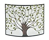 Deco 79 44543 Metal Fire Screen 39
