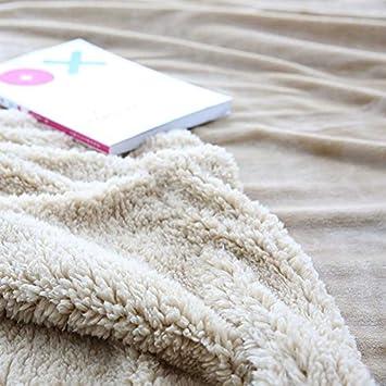 Znzbzt Herbst und Winter dicke warme Decken office Doppelzimmer ...