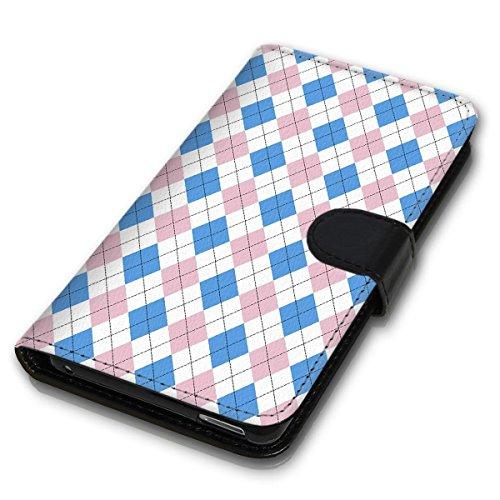 Wallet Book Style Flip Handy Tasche Case Schutz Hülle Schale Motiv Etui für Apple iPhone 6 / 6S - Design Flip MV240