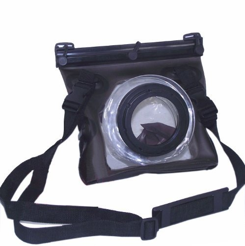 Pro Underwater, Waterproof, Rain Sand Proof Marine Housing Case for Canon 600D, 450D, 1000D, 550D, 400D, 500D, 350D, Xsi, T1i, T2i, T3i, Xti, XS, XT, 60d, 50D, 40D, 10D, 20D, 7D, 1Ds, 1D Mark II, III, IV, 5D Mark II, SX20IS, SX10IS, SX1IS (Underwater Housing Canon 600d)