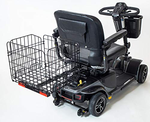 Folding Rear Basket for Pride Electric Mobility
