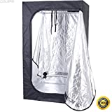 COLIBROX--48''x48''x78'' Indoor Grow Tent Room Reflective Hydroponic Non Toxic Hut New, stages of plant growth,stages of flower growth,stages of plant growth for grade