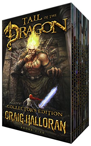 Tail of the Dragon Collector's Edition (Complete Series, Books 1 - 10)