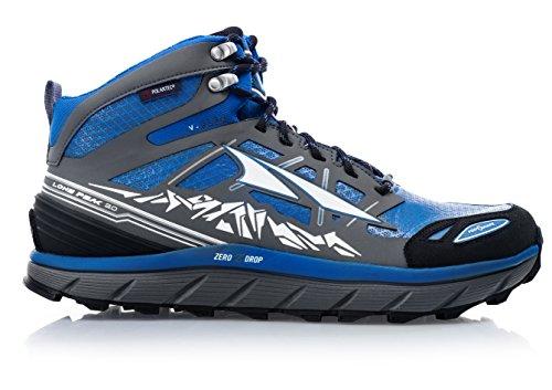 Altra Lone Peak 3 Mid Neo Laufschuhe - Herren Elektrisches Blau