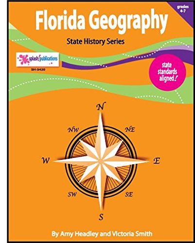 Download Florida Geography Unit (EIGHT Literacy-Based Lessons) ebook