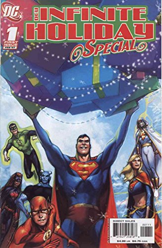 DCU Infinite Holiday Special #1 VF/NM ; DC comic - Champagne Kent